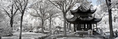 China 10MKm2 Collection - Another Look - Temple Park-Philippe Hugonnard-Photographic Print