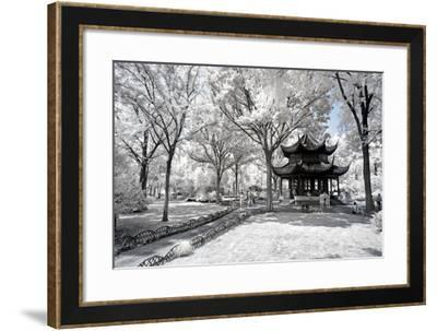 China 10MKm2 Collection - Another Look - Temple Park-Philippe Hugonnard-Framed Photographic Print