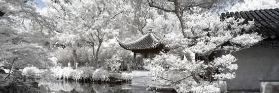 China 10MKm2 Collection - Another Look - White Pavilion-Philippe Hugonnard-Photographic Print