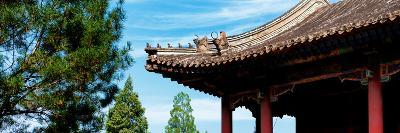 China 10MKm2 Collection - Architectural Temple-Philippe Hugonnard-Photographic Print