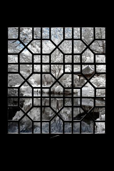 China 10MKm2 Collection - Asian Window - Another Look Series - White Island-Philippe Hugonnard-Photographic Print