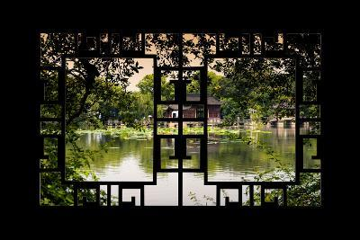 China 10MKm2 Collection - Asian Window - Chinese Natural Landscape-Philippe Hugonnard-Photographic Print