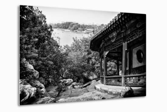 China 10MKm2 Collection - Beihai Park-Philippe Hugonnard-Metal Print