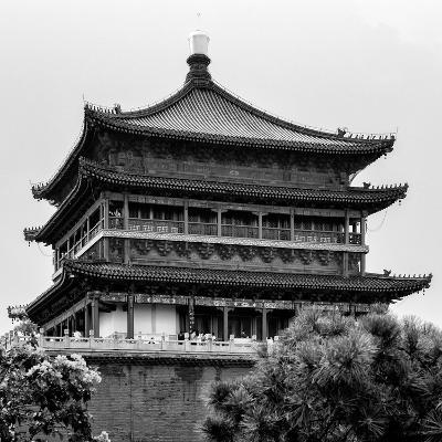 China 10MKm2 Collection - Bell Tower 14th Century - Xi'an City-Philippe Hugonnard-Photographic Print
