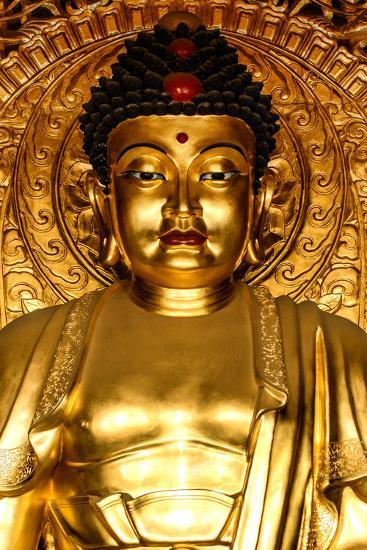 China 10MKm2 Collection - Buddha-Philippe Hugonnard-Photographic Print