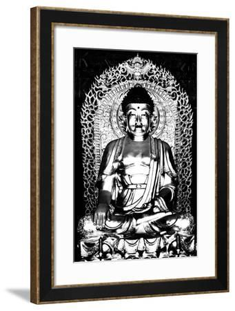 China 10MKm2 Collection - Buddha-Philippe Hugonnard-Framed Photographic Print