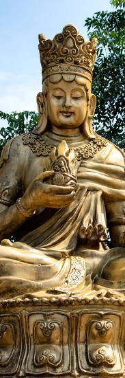 China 10MKm2 Collection - Buddhist Statue-Philippe Hugonnard-Photographic Print