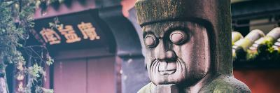 China 10MKm2 Collection - Chinese ancient Statue-Philippe Hugonnard-Photographic Print