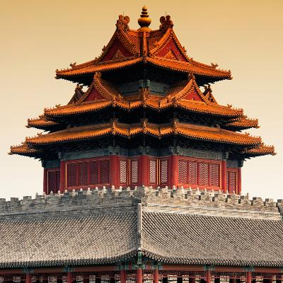 China 10MKm2 Collection - Chinese Architecture - Forbidden City - Beijing-Philippe Hugonnard-Photographic Print