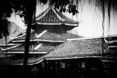 China 10MKm2 Collection - Chinese Buddhist Temple-Philippe Hugonnard-Photographic Print