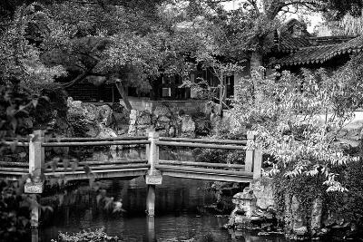 China 10MKm2 Collection - Chinese Garden-Philippe Hugonnard-Photographic Print
