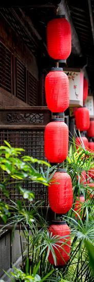 China 10MKm2 Collection - Chinese Lanterns-Philippe Hugonnard-Photographic Print