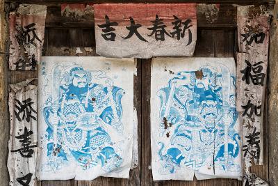 China 10MKm2 Collection - Chinese Samurai-Philippe Hugonnard-Photographic Print