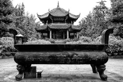 China 10MKm2 Collection - Chinese Temple-Philippe Hugonnard-Photographic Print