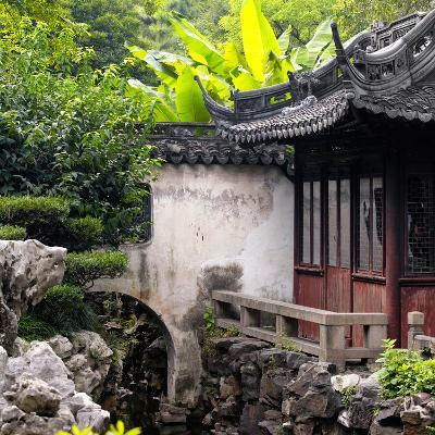China 10MKm2 Collection - Classical Chinese Pavilion-Philippe Hugonnard-Photographic Print