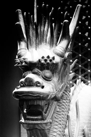 China 10MKm2 Collection - Detail of Dragon-Philippe Hugonnard-Photographic Print
