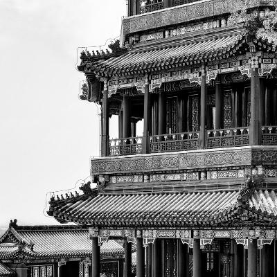 China 10MKm2 Collection - Detail of Summer Palace-Philippe Hugonnard-Photographic Print