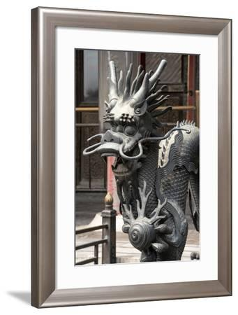 China 10MKm2 Collection - Dragon - Chinese Art-Philippe Hugonnard-Framed Photographic Print
