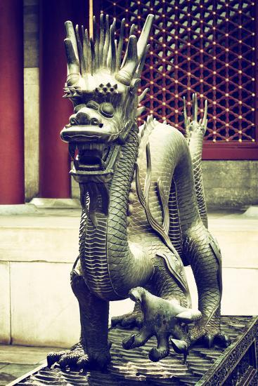 China 10MKm2 Collection - Dragon-Philippe Hugonnard-Photographic Print