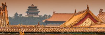 China 10MKm2 Collection - Forbidden City Architecture - Beijing-Philippe Hugonnard-Photographic Print