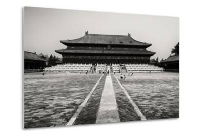 China 10MKm2 Collection - Forbidden City-Philippe Hugonnard-Metal Print