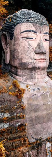 China 10MKm2 Collection - Giant Buddha of Leshan-Philippe Hugonnard-Photographic Print