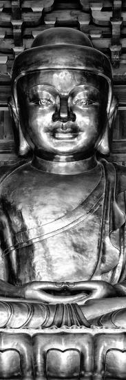 China 10MKm2 Collection - Gold Buddha-Philippe Hugonnard-Photographic Print