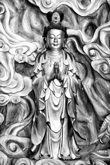 China 10MKm2 Collection - Golden Buddha-Philippe Hugonnard-Photographic Print