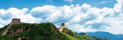 China 10MKm2 Collection - Great Wall of China-Philippe Hugonnard-Photographic Print
