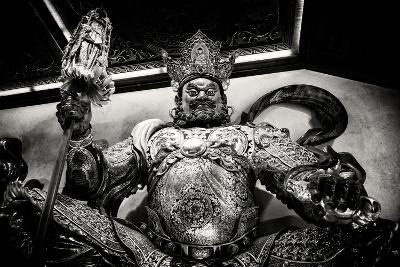 China 10MKm2 Collection - Guardian of the Temple-Philippe Hugonnard-Photographic Print