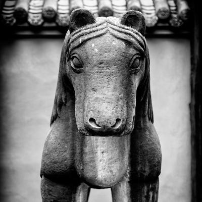 China 10MKm2 Collection - Horse Statue-Philippe Hugonnard-Photographic Print