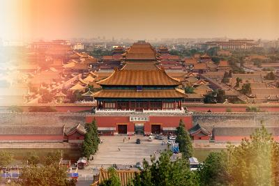 China 10MKm2 Collection - Instants Of Series - Forbidden City-Philippe Hugonnard-Photographic Print