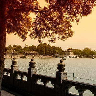 China 10MKm2 Collection - Kunming Lake - Beijing-Philippe Hugonnard-Photographic Print