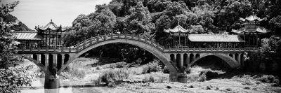 China 10MKm2 Collection - Leshan Giant Buddha Bridge-Philippe Hugonnard-Photographic Print