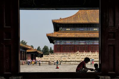 China 10MKm2 Collection - Moment of Life - Forbidden City-Philippe Hugonnard-Photographic Print