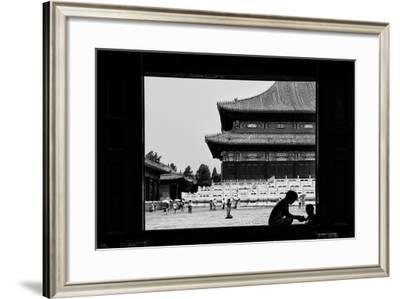 China 10MKm2 Collection - Moment of Life - Forbidden City-Philippe Hugonnard-Framed Photographic Print