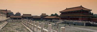 China 10MKm2 Collection - Palace Area of the Forbidden City - Beijing-Philippe Hugonnard-Photographic Print