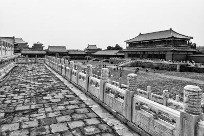 China 10MKm2 Collection - Palace Area of the Forbidden City-Philippe Hugonnard-Photographic Print