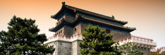 China 10MKm2 Collection - Qianmen - Beijing-Philippe Hugonnard-Photographic Print