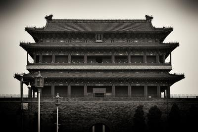 China 10MKm2 Collection - Qianmen-Philippe Hugonnard-Photographic Print