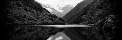China 10MKm2 Collection - Rhinoceros Lake - Jiuzhaigou National Park-Philippe Hugonnard-Photographic Print