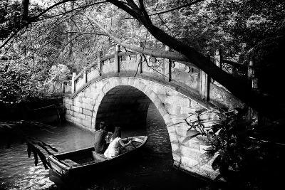 China 10MKm2 Collection - Romantic Boat Ride-Philippe Hugonnard-Photographic Print