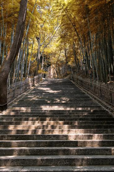 China 10MKm2 Collection - Staircase-Philippe Hugonnard-Photographic Print
