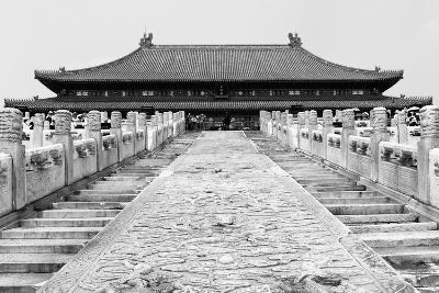 China 10MKm2 Collection - Stairs Forbidden City-Philippe Hugonnard-Photographic Print