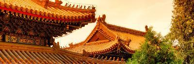 China 10MKm2 Collection - Summer Palace Architecture-Philippe Hugonnard-Photographic Print