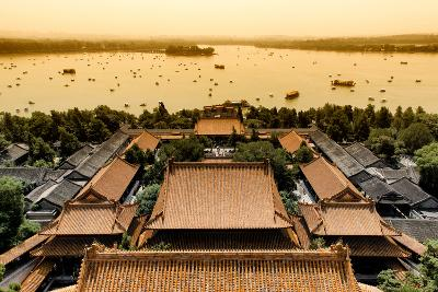 China 10MKm2 Collection - Summer Palace at Sunset-Philippe Hugonnard-Photographic Print