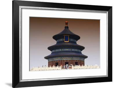 China 10MKm2 Collection - Temple of Heaven-Philippe Hugonnard-Framed Photographic Print
