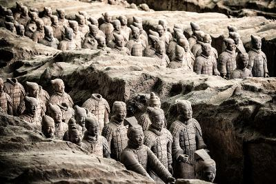 China 10MKm2 Collection - Terracotta Army-Philippe Hugonnard-Photographic Print