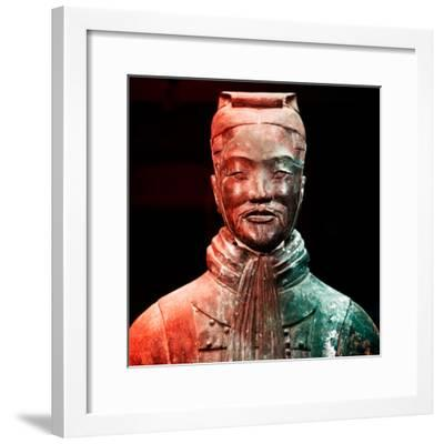 China 10MKm2 Collection - Terracotta Warriors-Philippe Hugonnard-Framed Photographic Print