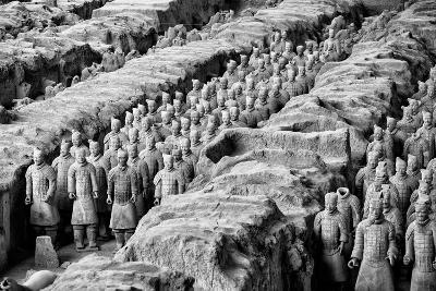 China 10MKm2 Collection - Terracotta Warriors-Philippe Hugonnard-Photographic Print